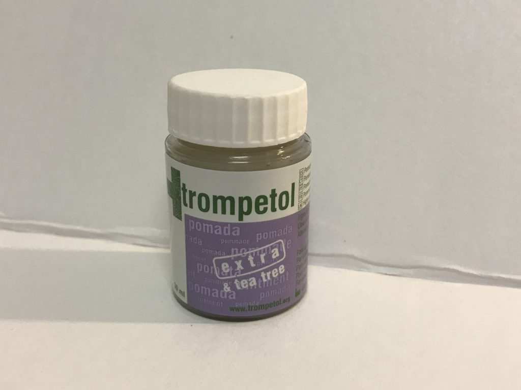 Trompetol with Tea Tree